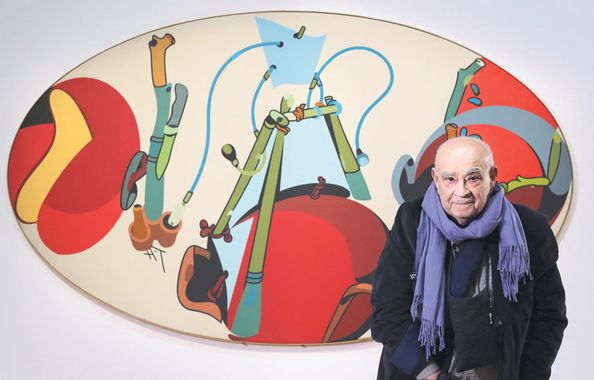 Rennes : la fresque disparue de Télémaque