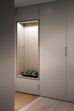 rangements meuble intérieur pinterest cosy