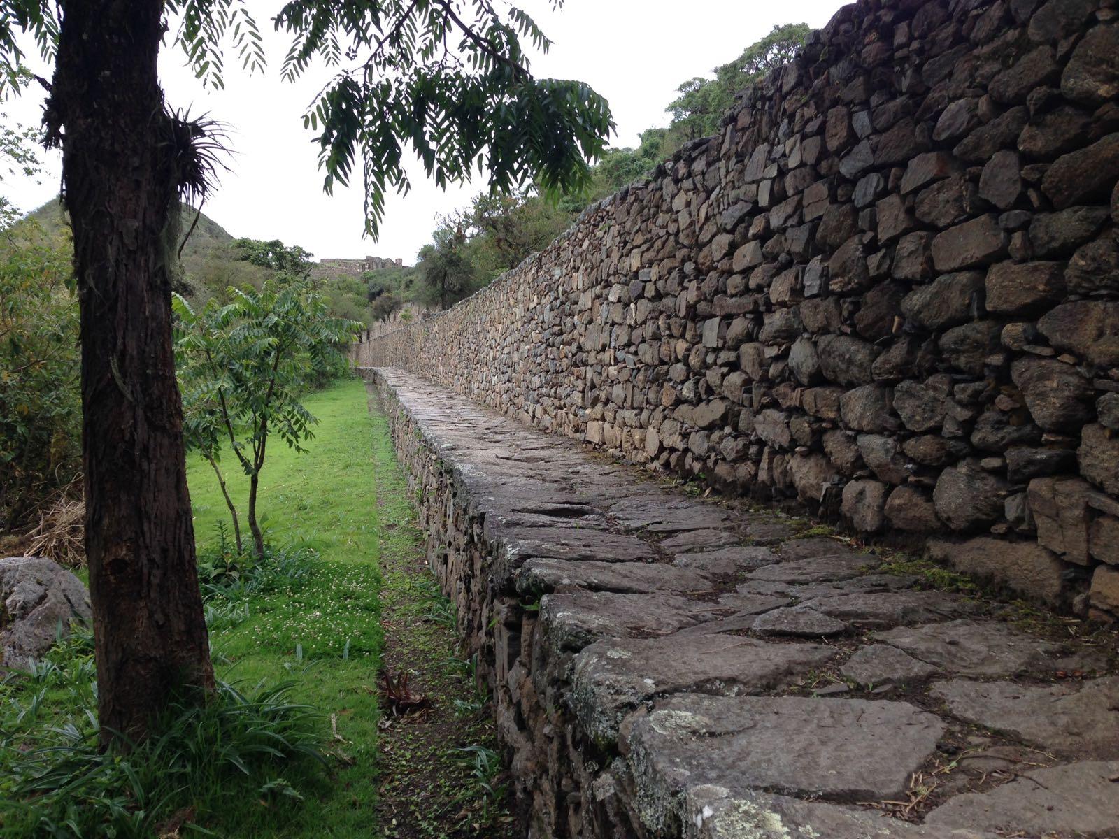 Muralla de Choquiquerao