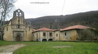 Monasterio de Obona (Tineo)