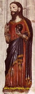 Escultura de San Salvador