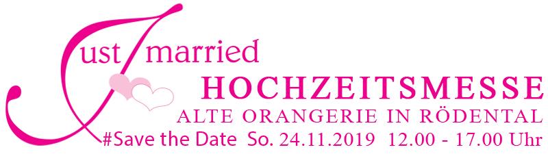 Just Married Hochzeitsmesse Rödental Coburg 2019 - Sancarda Hochzeitsmode