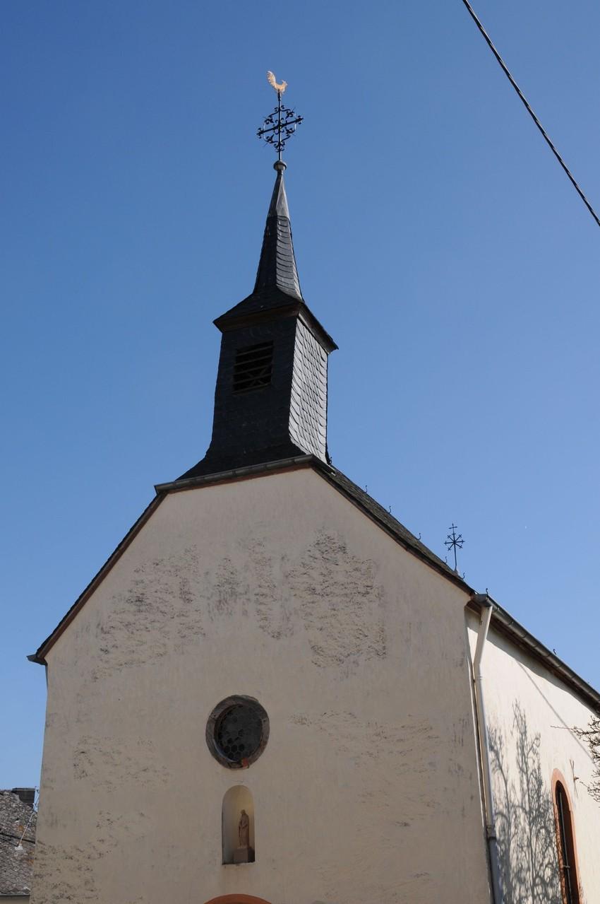 Die Korlinger Kapelle von 1769