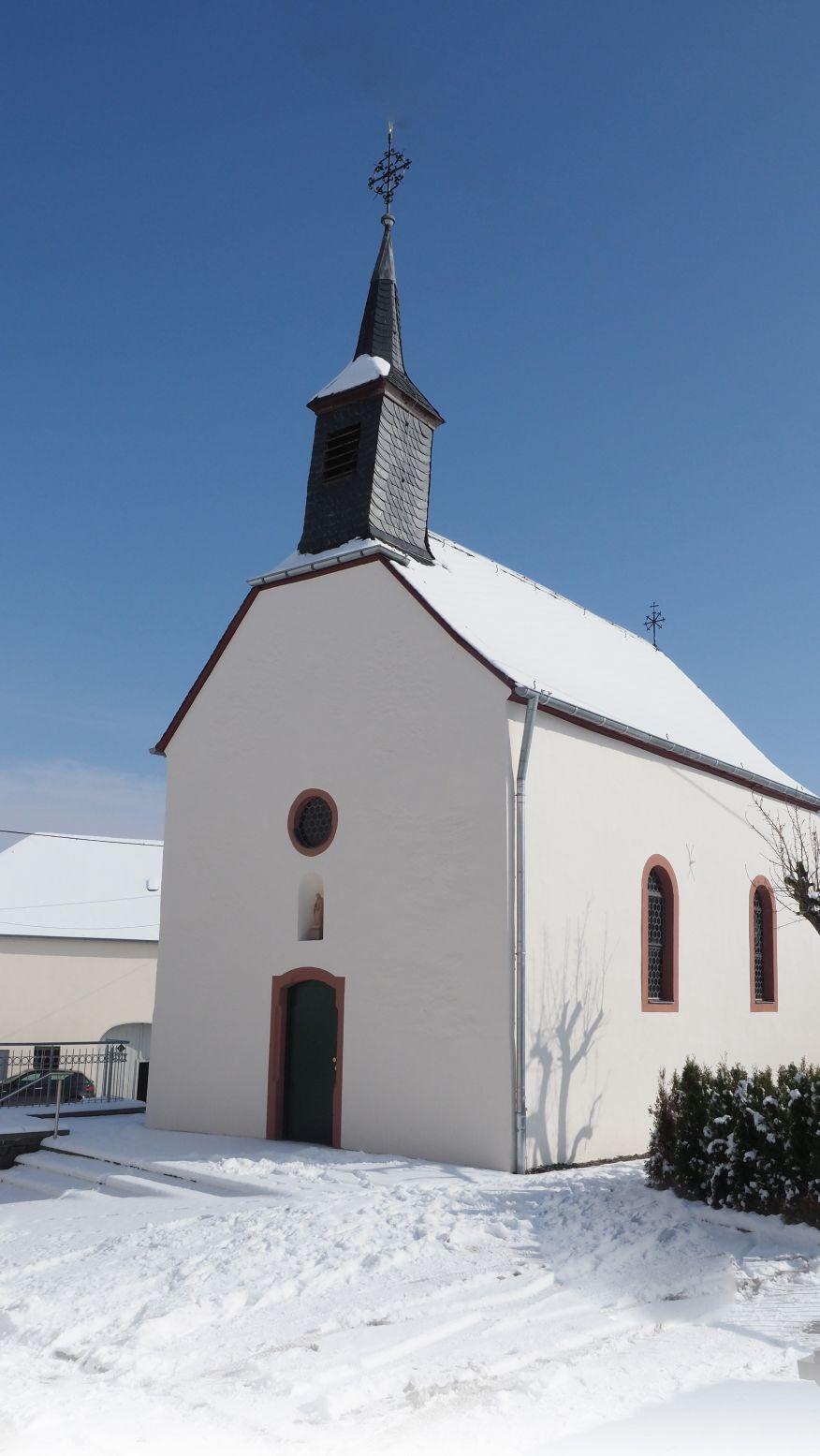 Kapelle, 03.03.2018
