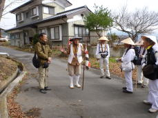 NPO善光寺街道歩き旅の初対面