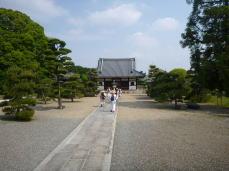 野中寺境内