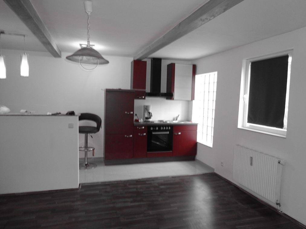 Appartement kompett ausgestattet für den anspruchsvollen Single