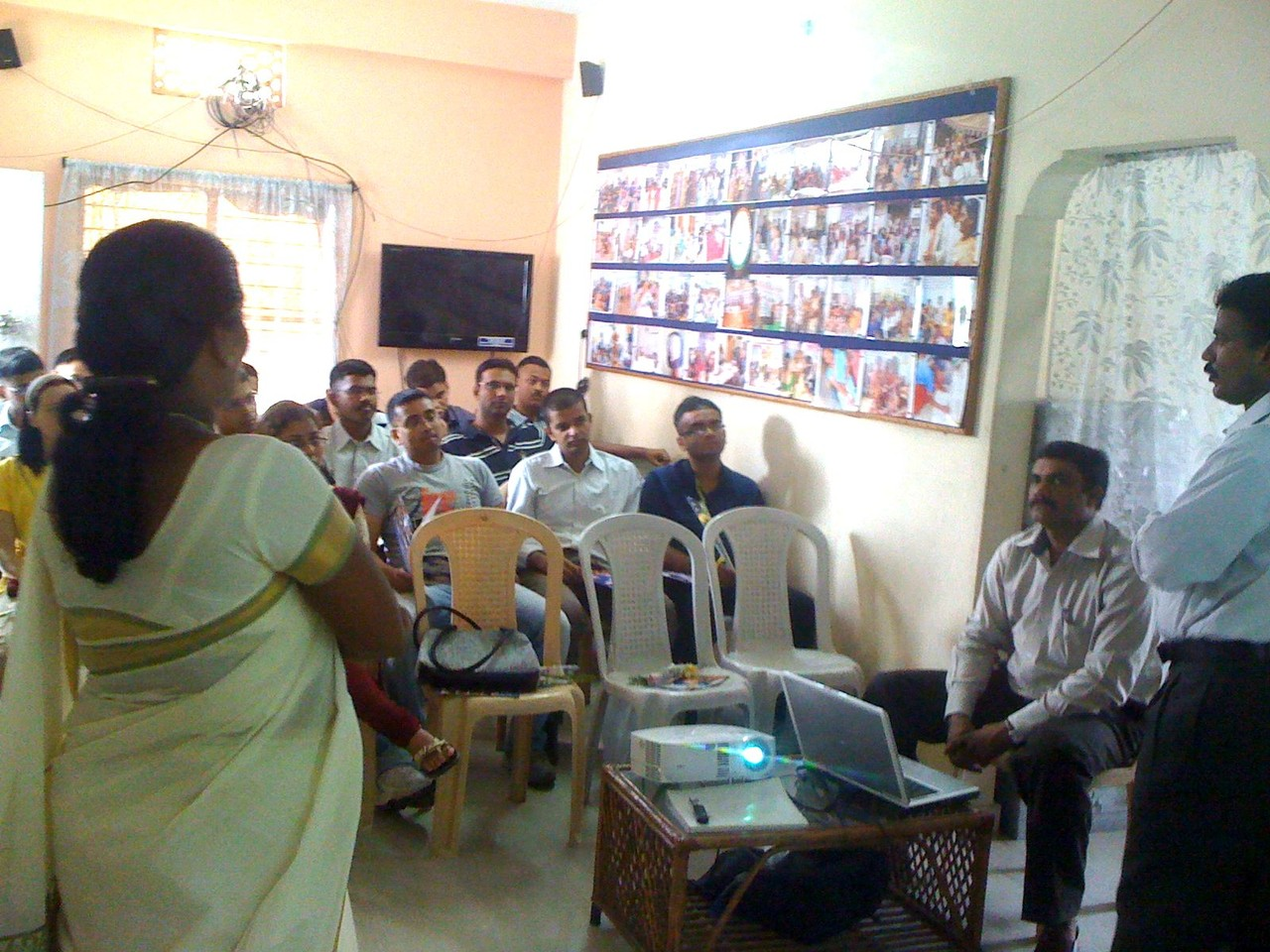 Sensitizing IPS Officers Trainees on Marginal Communities at CMM Office