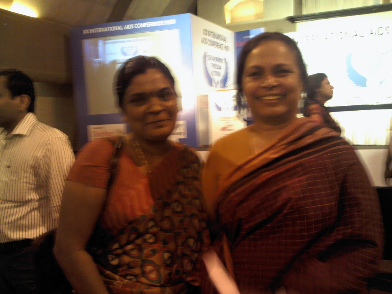 CMM President with Ms.Sujatha Rao,  the then Chief Secretary for Health and Family Welfare & Ex.Director General of National AIDS Control Organization, Governement of India,