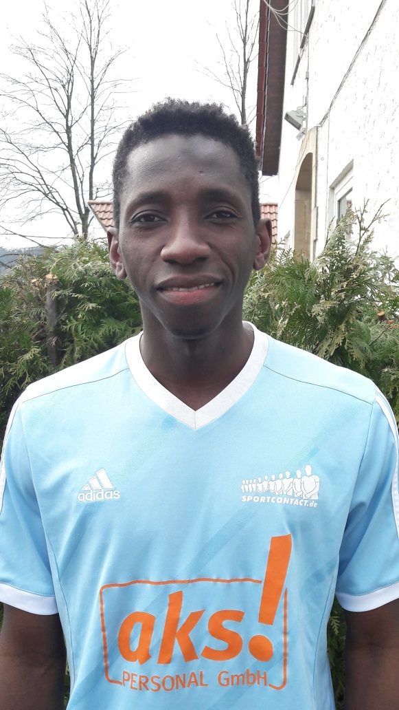 Sulaymann Ceesay - defensives Mittelfeld