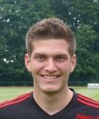 Torschütze zum 1:1, Chris Dreckmann