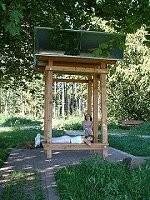 """Der WellnessWald, den Liebhaber auch """"Seelenpark"""" nennen, - einzigartig in Deutschland - ist ein Naturparadies aus Menschenhand, ein therapeutisch nutzbarer Naturpark im besten Sinne des Wortes."""