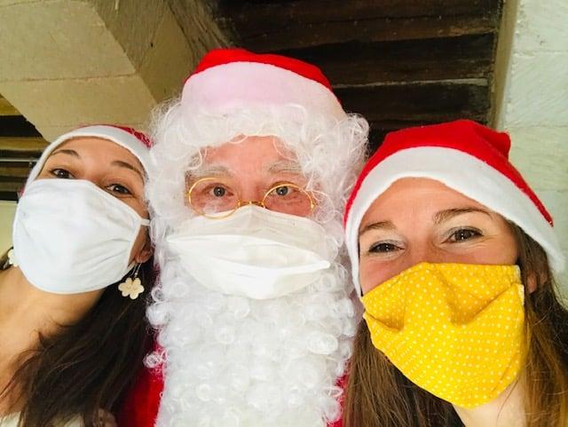 Ateliers de Noël à Bouchemaine.