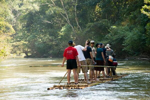 Riverrafting einmal anderst, ist aber auf jeden Fall ein tolles Abenteuer in herrlicher Natur
