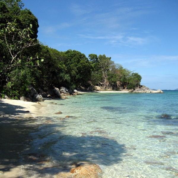 Paradisische Inselwelt