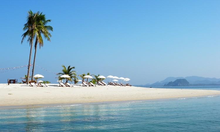 Diese Inselzunge auf Koh Mook ist einfach ein Traum
