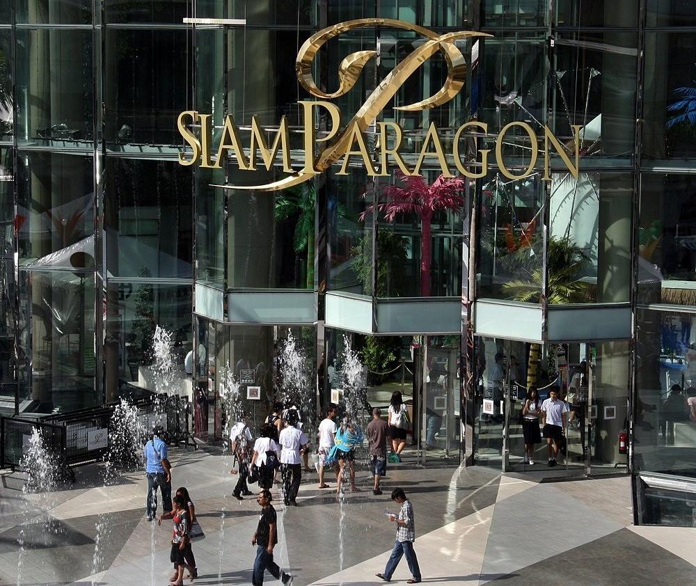 In Bangkok hat es viele moderne Einkaufszentren welche die meisten europäischen in den Schatten stellen
