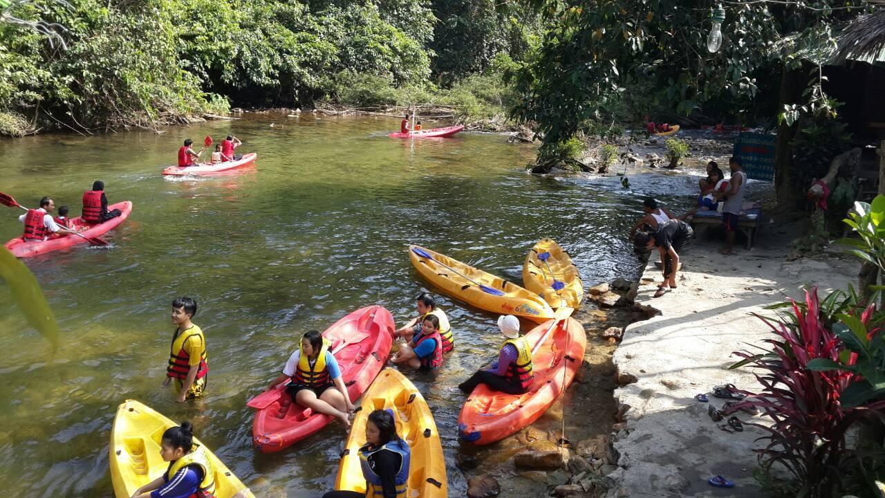 Es gibt in der Region verschiedene Möglichkeiten um die Flüsse mit dem Kajak zu erkunden