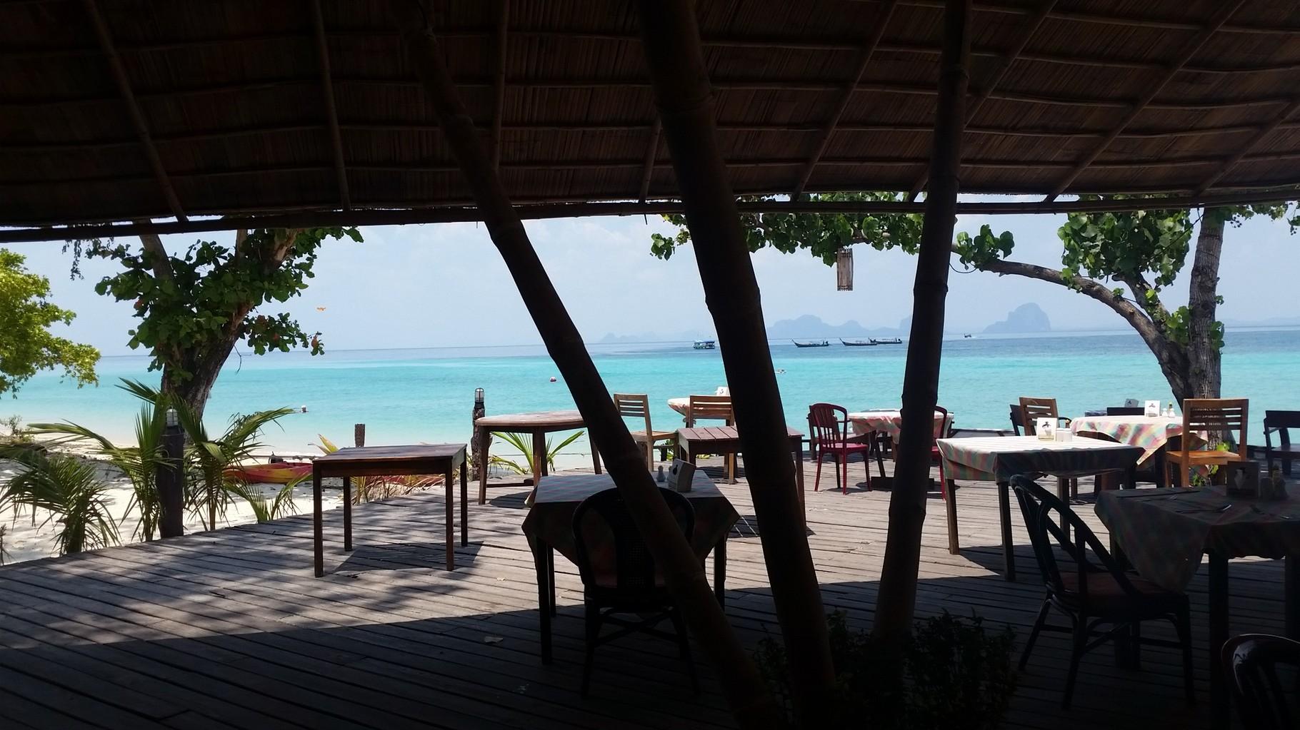 Chillen auf Koh Hai