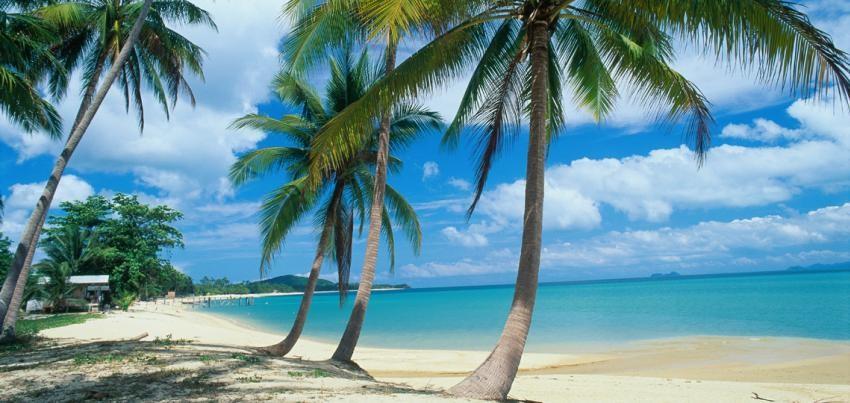Ein Paradies im Golf von Thailand