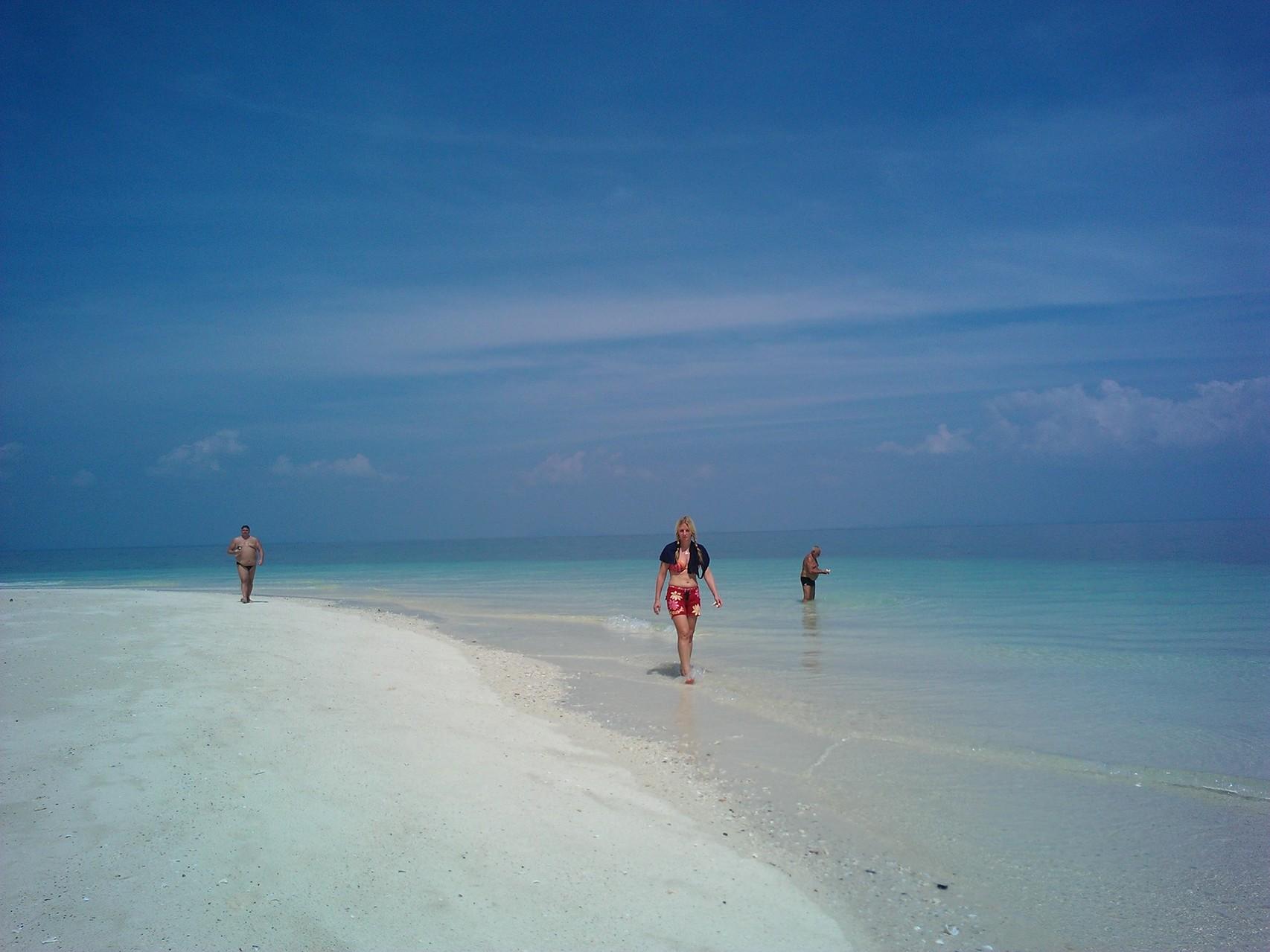 Die Wasserqualität auf den Inseln lässt keine Wünsche offen, traumhaft klar und sauber!