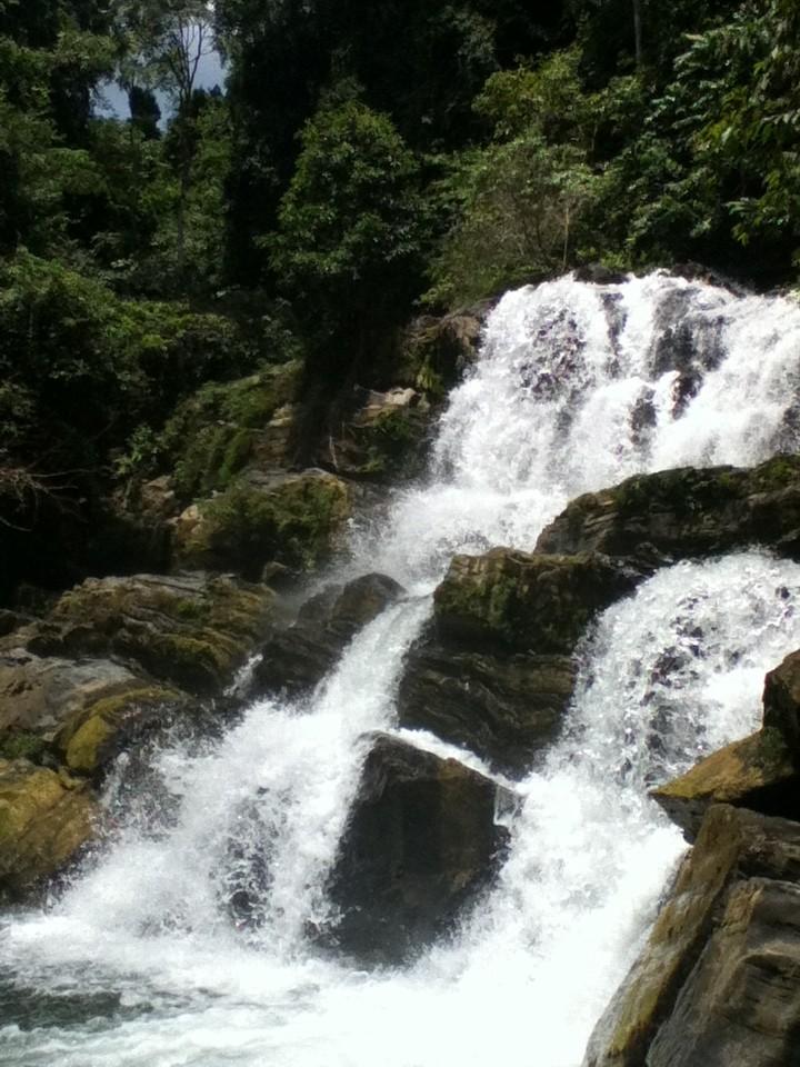 Wir haben 9 Wasserfälle in direkter Umgebung welche zum baden einladen