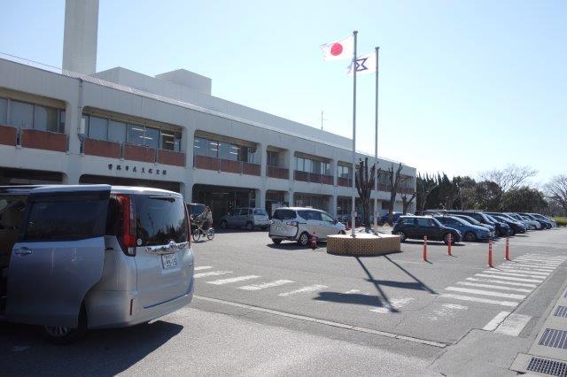会場の豊橋市民文化会館