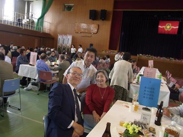 田中関東支部会会長と27回生