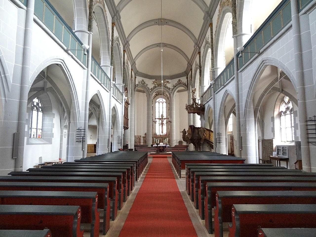 Die Marienstiftskirche in Lich
