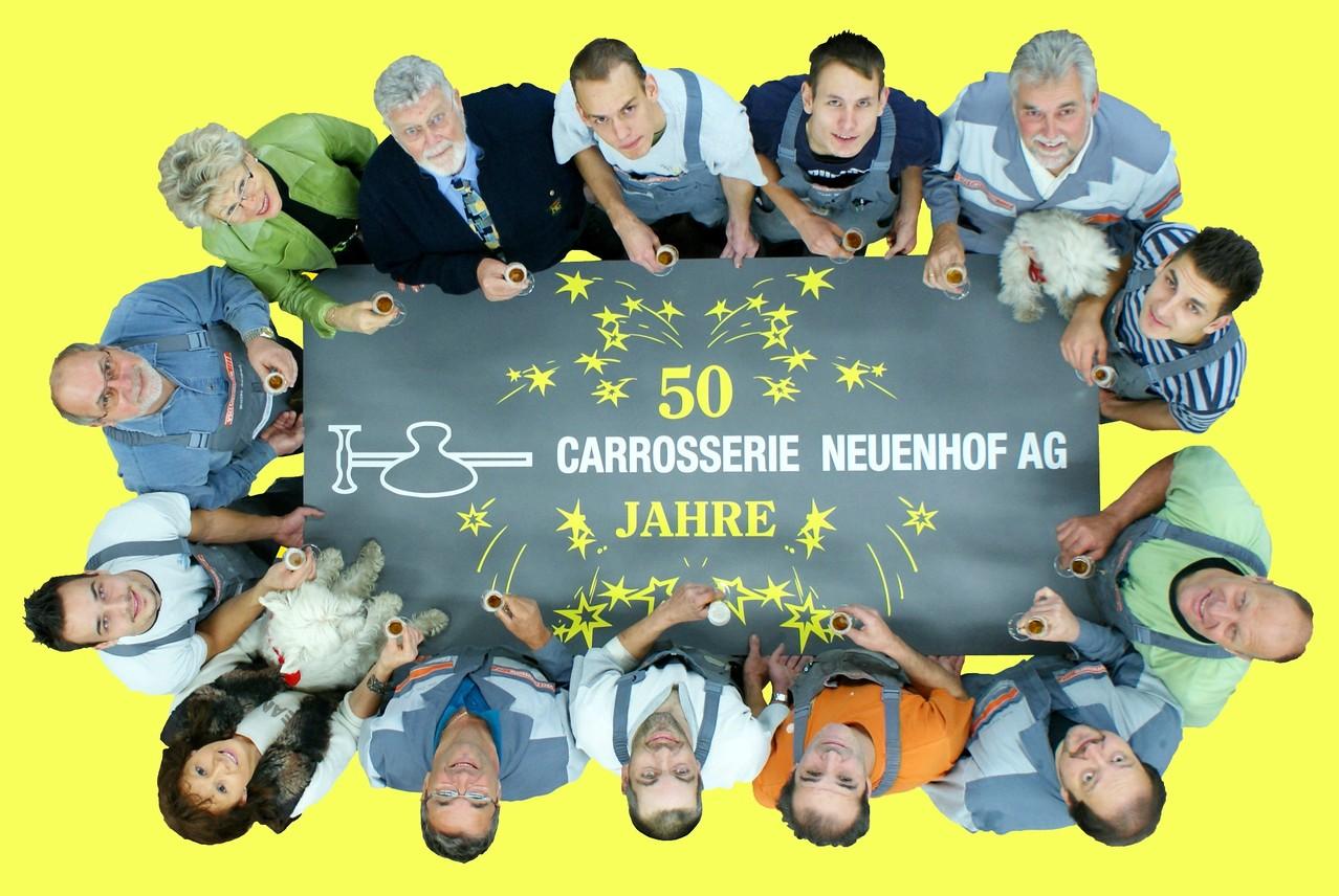 2009 - unser rundes Jubiläum - der Ansporn für die Zukunft