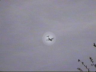 airplane aura