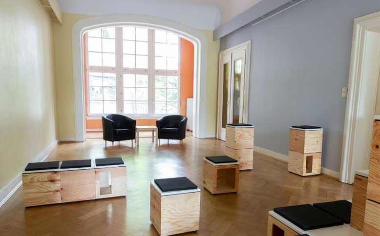 Die Villa Gründergeist bietet rund 600qm Raum zum Arbeiten, Denken und Vernetzen. | Foto: Villa Gründergeist