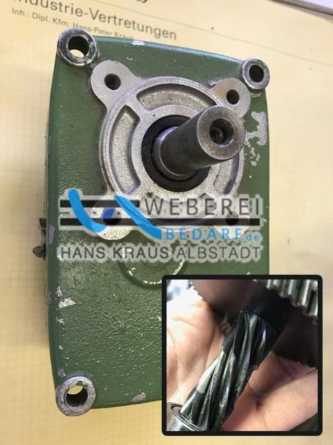 Lence Getriebeteil / gear.part Typ: 12.130.60.3