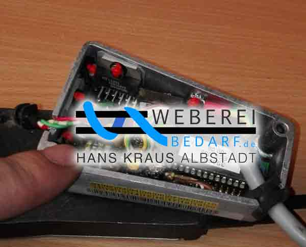 DORNIER AT-ESC II, AT-ESC-LINK DEVICE, FT-EFC-Device, AT-Selvedge 2  Reparaturen Kraus