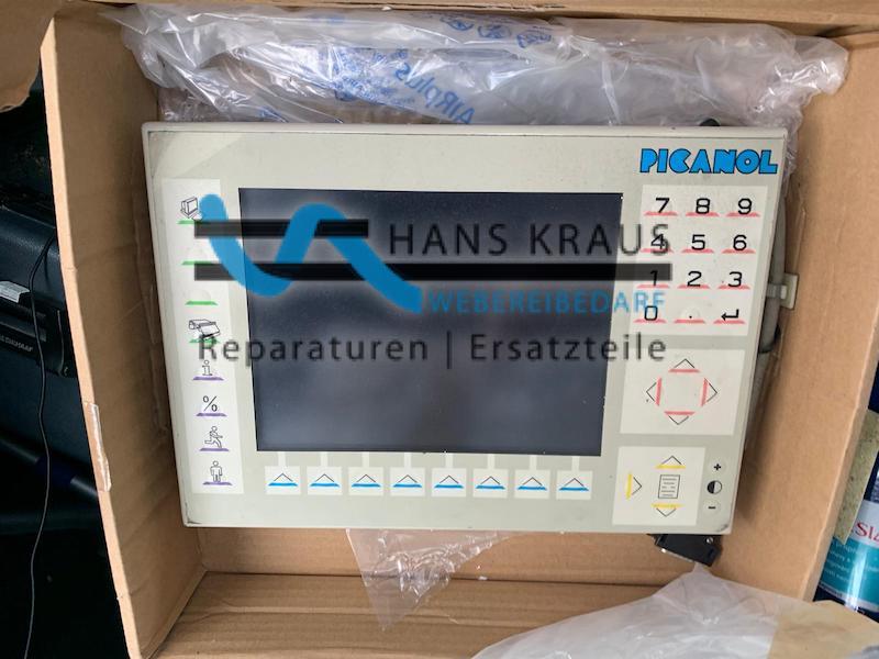 Picanol Display Reparatur BE234400 Reparatur Kraus Webereibedarf