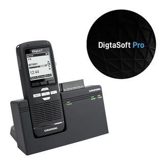 Digta 7 Premium Set Plus met DigtaSoft Pro