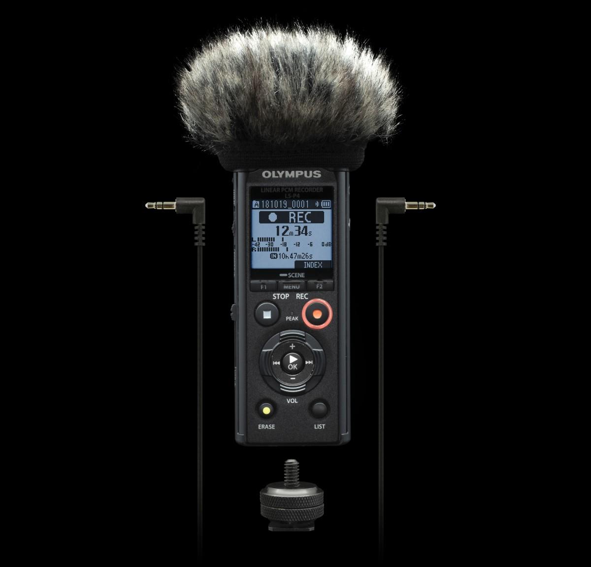LS-P4 Videograaf Kit