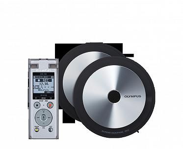 * Olympus microfoon voor recorder