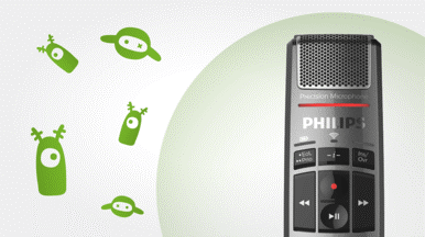 Philips Microfoon SMP4000