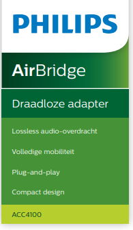 Brochure Philips AirBridge