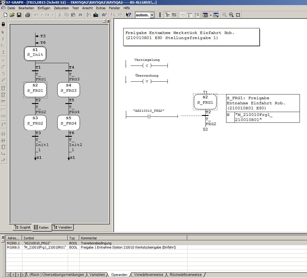 S7-Graph Step7