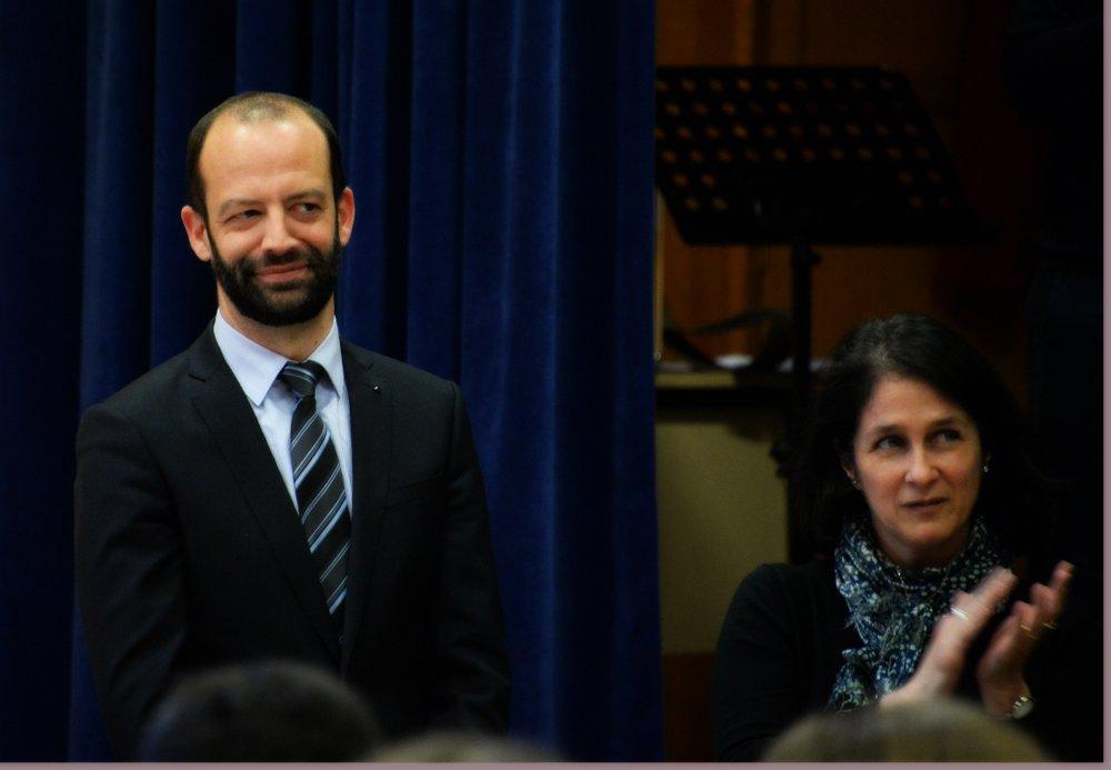 M. Thénard-Duvivier et Mme Jourdet, membres du Jury