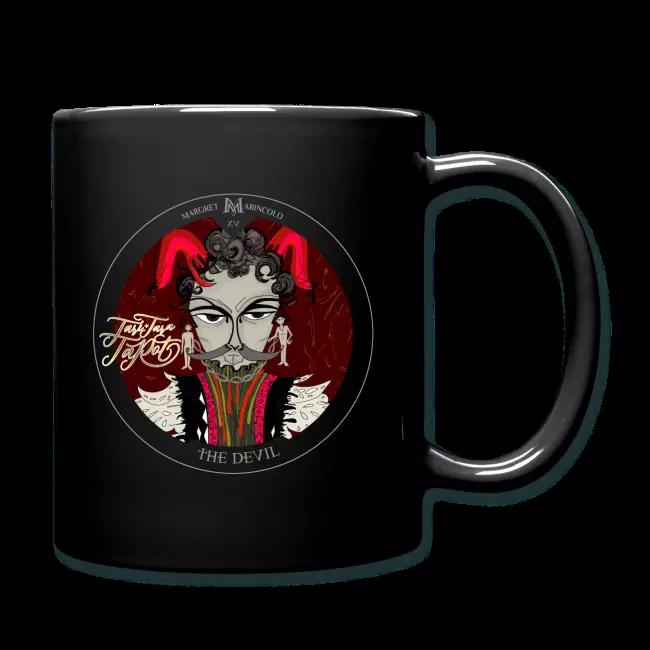Kaffee aus mir ist heiß und schmeckt höllisch gut...