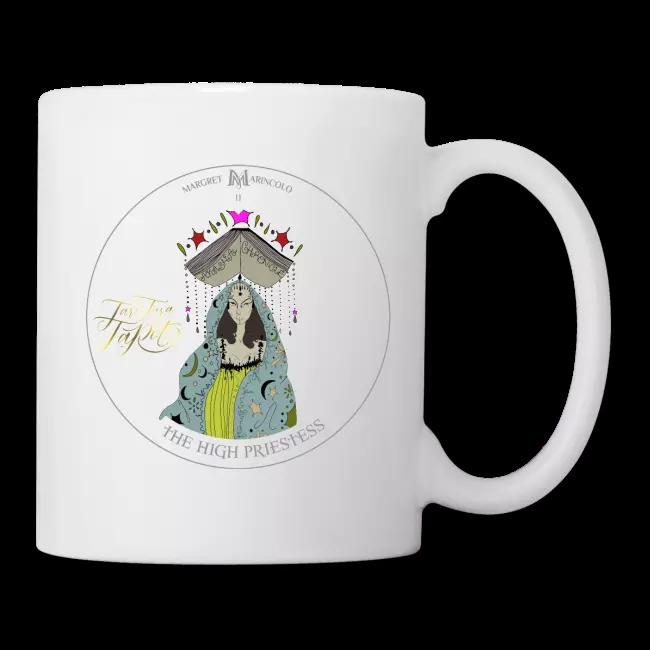 Die Hohepriesterin liest dir aus dem Kaffeesatz, aus dem Müll und in der Magengrube. Sie hat den siebten Sinn.