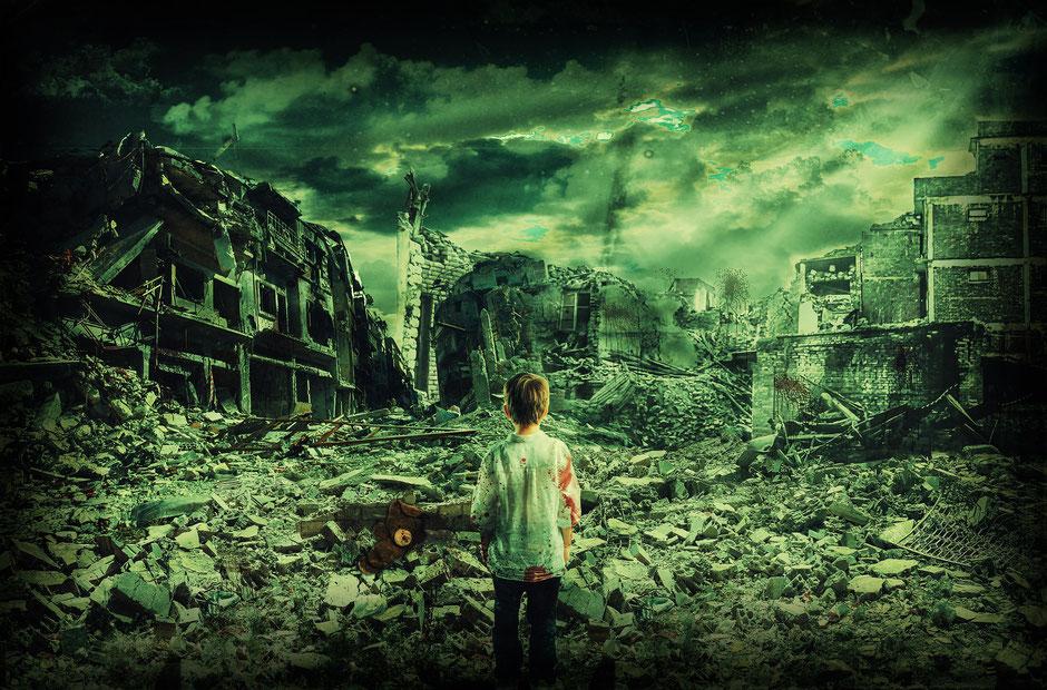 Inneres Kind: mal wieder ALLEN zu Haus?
