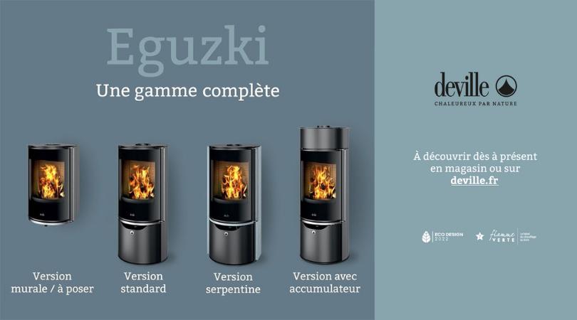 Nouvelle gamme Eguzki chez Deville