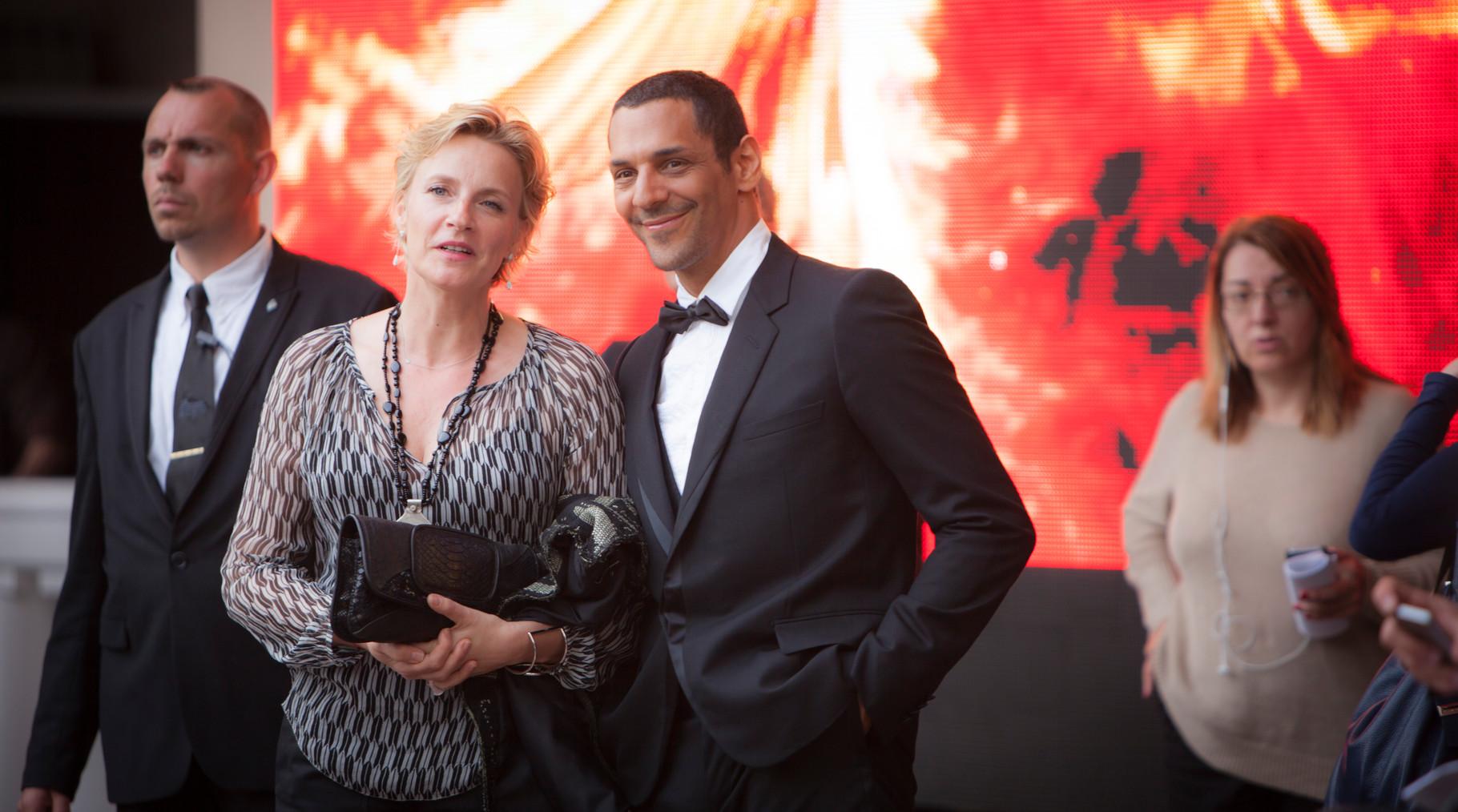 Tomer Sisley - Festival de Cannes 2015