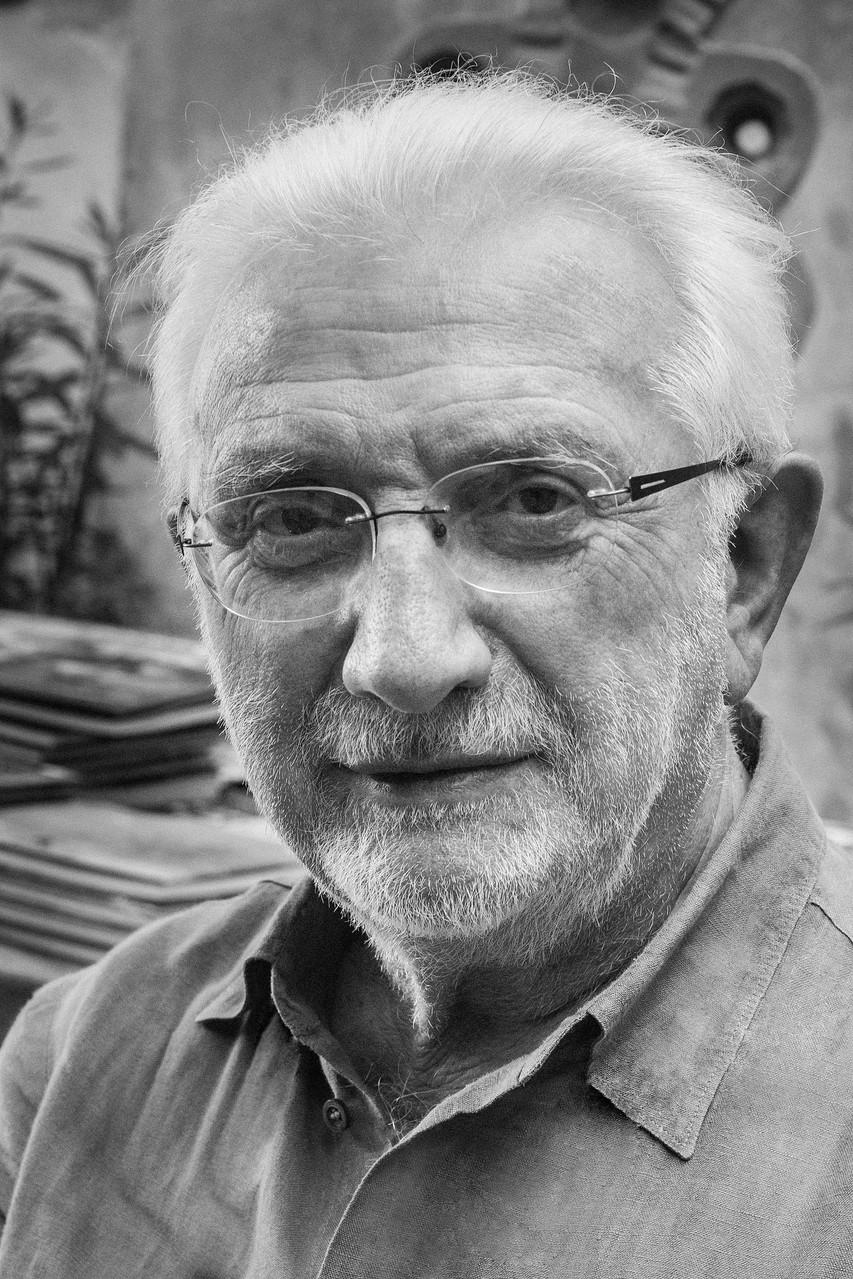 Lucien CLERGUE - Photographe
