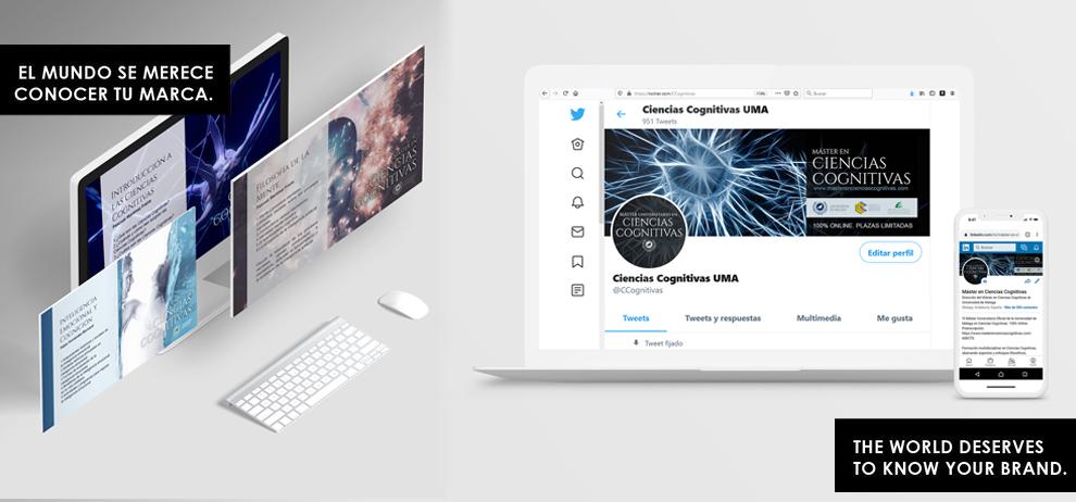 Foto diseño web