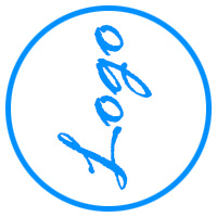 Foto logo vertical